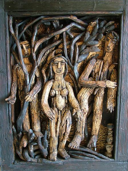 Ben Wilson wood